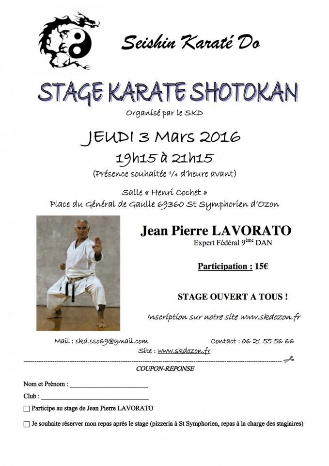 Affiche Stage Lavorato 2016 pdf